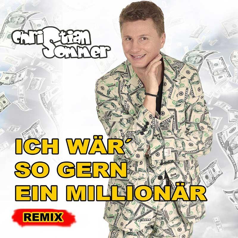 Ich wär so gern ein Millionär (Single)